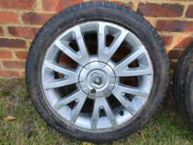 "Renault Canasta 16"" Alloy Wheel"