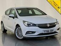 2016 66 VAUXHALL ASTRA ELITE CDTI HEATED FRONT AND REAR SEATS PARKING SENSORS