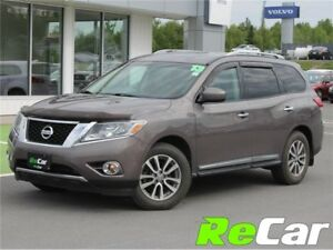 2013 Nissan Pathfinder SL | 4X4 | HEATED LEATHER | BACK UP CAM