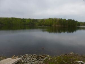 18.5 acre waterfront property