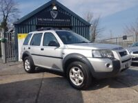 Land Rover Freelander 2.0 Td4 Adventurer (silver) 2005