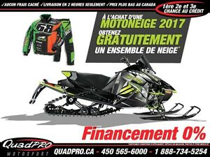 2017 Arctic Cat ZR 9000 LIMITED (137) 62,47$/SEMAINE