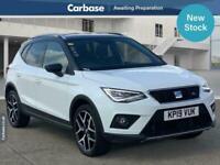 2019 SEAT Arona 1.0 TSI 115 FR Sport [EZ] 5dr DSG HATCHBACK Petrol Automatic