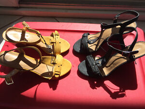 2 brand new women's shoes