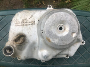 Honda z50 clutch cover