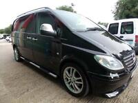 Mercedes Vito 120ps,Sport-X Brabus Compact Dualiner Rare 7 Seater NO VAT