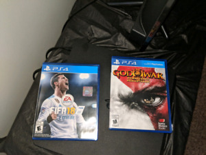 40 Inch Rca tv Ps4 and 2 games for 450 dollars only