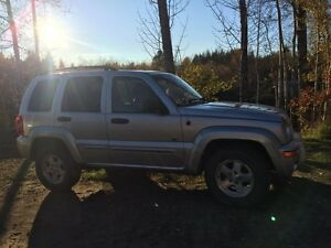 2003 Jeep Liberty  **limited edition