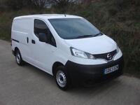 2013 63 Nissan NV200 SE 1.5dCi 90bhp Euro 5 Van CHOICE OF 2