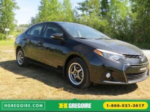 2016 Toyota Corolla S CUIR ET TISSU 7 ANS 120000  KL COMPLET INC