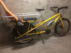 Yuba Mundo LUX Cargo Bike for sale