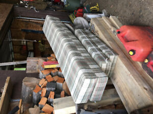 Cushions for trailer. Excell cond.