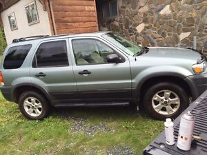05 Ford Escape XLT