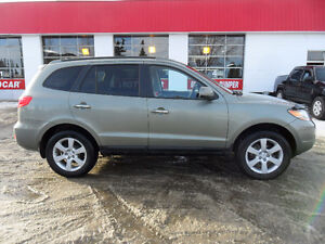 2009 Hyundai Santa Fe Limited *AWD*Sunroof*Heated seats*6 Disc*