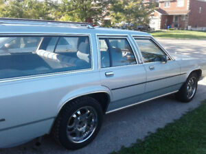 1989 Crown Victoria Station Wagon