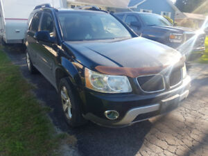 2006 Pontiac Torrent As-Is