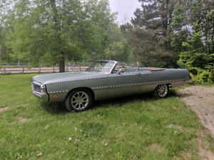 1969 Chrysler Convertible For Sale - $8,000