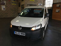 Volkswagen Caddy 1.6TDI ( 75PS ) BlueMotion Tech C20