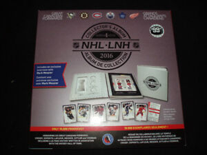 2016 NHL Collector's Album - Series 4