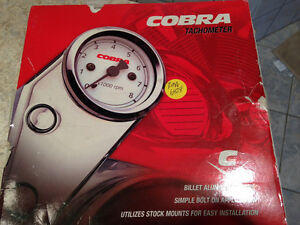 Cobra Tach for Suzuki Boulevard C90