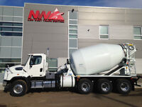 2015 FREIGHTLINER 114SD 8.5M CONCRETE MIXER (3 available)