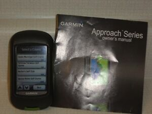 Garmin Approach G5 Waterproof Touchscreen Golf GPS 4Sale