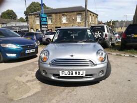 Mini Mini 1.4 One 3 door - 2008 08-REG - FULL 12 MONTHS MOT