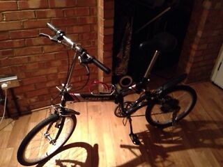 Foldable bike 100£