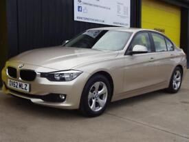 2012 (62) BMW 320d Efficient Dynamics automatic Diesel *Leather*