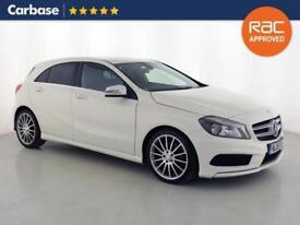 2015 MERCEDES BENZ A CLASS A220 CDI BlueEFFICIENCY AMG Sport 5dr Auto