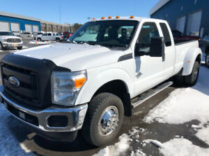 Camion F-350 diesel 6X6 en excellente condition