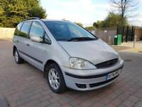 1 Owner* Cambelt* Ford Galaxy 1.9 L Diesel Manual 7 Seater Family Seats Zetec