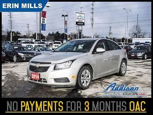 2014 Chevrolet Cruze 1LT   BLUE TOOTH REMOTE START