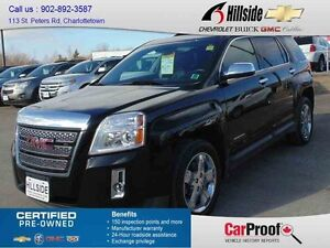2013 GMC TERRAIN AWD Wagon 4 Door