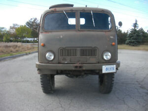 1955 Tatra 805 Cold War Era Military Truck COE