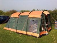 Regatta 6 man tent
