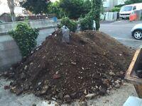 Garden Soil / Earth - 9 Tonnes - Free