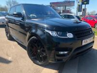 2017 67 Land Rover Range Rover Sport Hse Dynamic - Every Extra