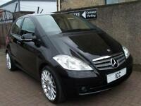 "09 59 MERCEDES A160 BLUE-EFFICIENCY SE 2.0 DIESEL 5DR NEW 18"" AMG ALLOYS+£30 TAX"