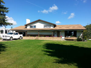 Acreage House for Rent