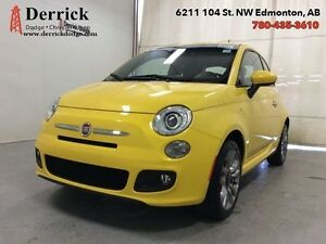 2016 Fiat 500    Used Sport Low Mlge Htd Frt Sts Btooth $119 B/W