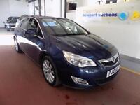 Vauxhall/Opel Astra 1.7CDTi 16v ( 110ps ) 2010MY SE