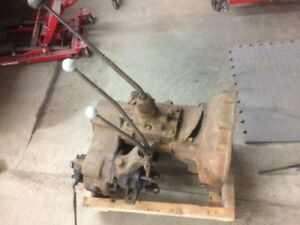 1946-54 JEEP WILLYS  T90 TRANSMISSION COMPLETE