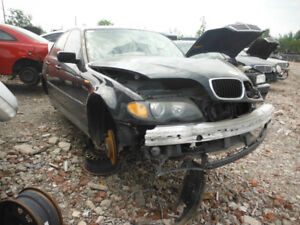 2002 3 SERIES. JUST IN FOR PARTS AT PIC N SAVE! WELLAND