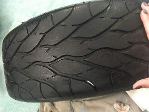 HPD Poison Series rims and BF Goodrich G force performance tires