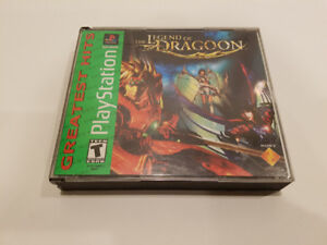 The Legend of Dragoon pour PlayStation 1