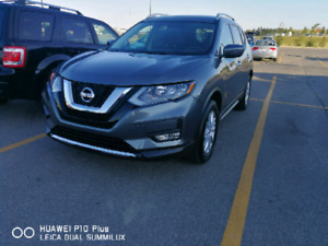 2017 Nissan Rogue SV Panoramic lease takeover
