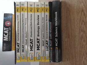 MCAT study materials