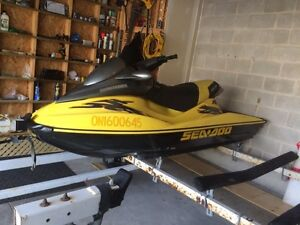 End of season Seadoo sale!!!! With dual trailer