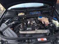 *FULL ENGINE + TURBO* Audi A4 2.5 Diesel COMPLETE FULL ENGINE + TURBO V6